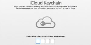iCloud Keychain Password Manager