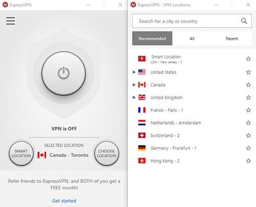 ExpressVPN for Bypassing China VPN Ban