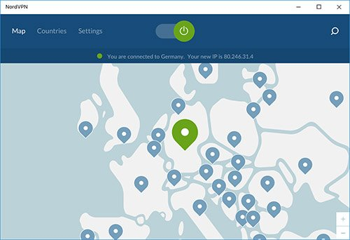 NordVPN to Pass China VPN Firewall