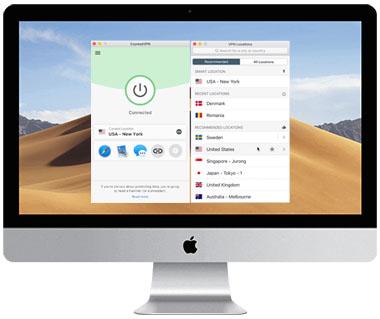 ExpressVPN for MacBook