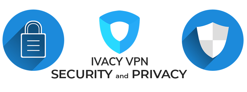 Ivacy VPN Security and Privacy