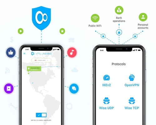 vpn unlimited pros